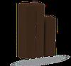 JA-83MB Компактный дверной магнитоконтакт - коричневый