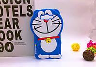 """Samsung J200F J2 оригинальный противоударный детский 3D чехол игрушка на телефон """"DORAEMON"""""""