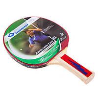 Ракетка для настільного тенісу дублікат Donic Appelgren Line 400 D-AL400