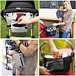 Сумка-органайзер для прогулок с коляской, фото 3