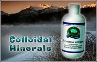Коллоидные Минералы.Colloidal Minerals/Полный набор минералов в легкоусвояемой форме.