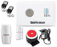 GSM сигнализация GSM 10C (Android, IOS, Русский голос)