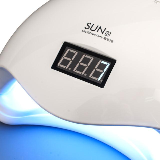 Лампи для манікюру Sun UV LED нового покоління