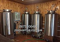 Пивоварня производительностью 300 л