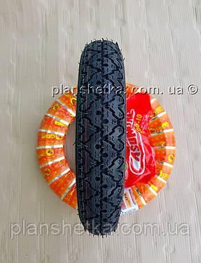 Резина на скутер 3.00-10 PR 6 шоссейная + камера Вьетнам Casumina  , фото 2