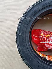 Резина на скутер 3.00-10 PR 6 шоссейная + камера Вьетнам Casumina  , фото 3