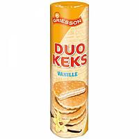 Печенье Duo Keks Ваниль Griesson  Германия 500 г