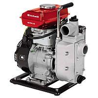 Мотопомпа бензиновая для грязной воды, 4-такт., 1800 Вт (2,5 лс), 12000 л/ч, давление до 2 бар, бак 1,4 л.