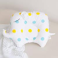 """Подушка для новорожденного """"Слоненок"""""""