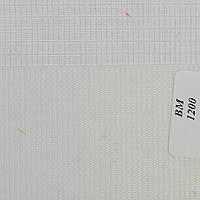 Рулонні штори День-Ніч Тканина Веселка ВМ-1200 Білий