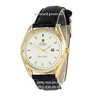 Часы Rolex Quartz B63 Black-Gold-White