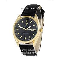 Часы Rolex Quartz B63 Black-Gold-Black