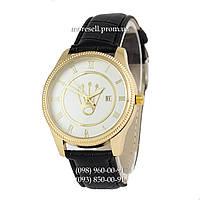 Часы Rolex Quartz B55 Black-Gold-White
