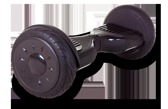 Гироскутер Smart Balance All Road 10.5 (Внедорожник) Черный матовый