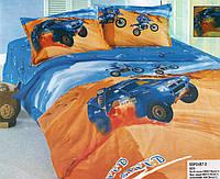 Детское постельное белье авторалли