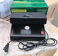 Ультрафиолетовый детектор валют AD-118 + лупа