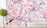Фотообои Розовый цвет Код: 155, фото 2