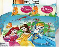 Постільна білизна для дівчаток принцеси мрії