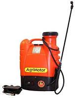 Обприскувач садовий акумуляторний AgriMotor SX-15D ( 16 літрів )