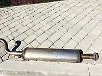 Выхлопная труба Carrier Maxima