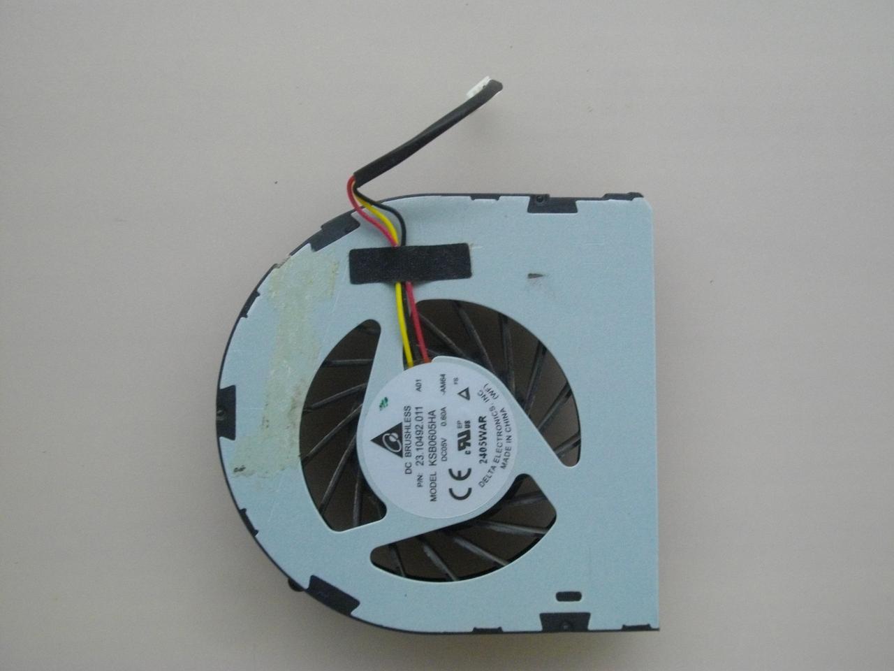 Вентилятор оригинальный KSB0605HA DELL Vostro 1540