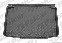 Коврик багажника / Hatchback Skoda Fabia 07-14