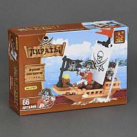 """AUSINI 27303 """"Пираты"""" (96) 66 дет, уровень сложности **, в коробке"""