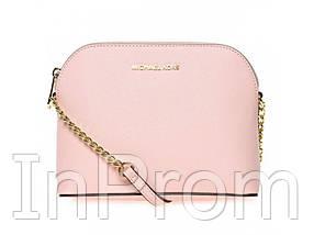 Сумка Michael Kors Cindy Crossbody Bag Light Pink, фото 2