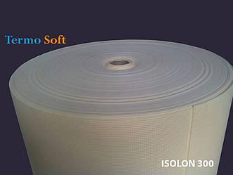 Вспененный полиэтилен теснённый, полотно ППЭ НХ-4мм