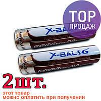 2шт Аккумулятор Li-Ion X-BALOG 18650 8800 mAh 4.2V / источник питания