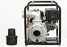 Мотопомпа WEIMA WMQGZ100-30 (120 м3/час), фото 3