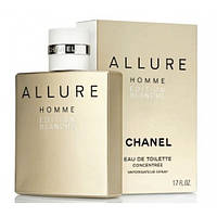 Мужская туалетная вода Chanel ALLURE HOMME EDITION BLANCHE concentrate, 50 мл.