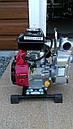 Мотопомпа WEIMA WMQGZ40-20 (27 м3/час), фото 5