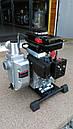 Мотопомпа WEIMA WMQGZ40-20 (27 м3/час), фото 10