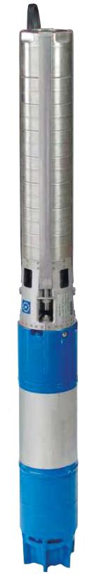 Скважинный погружной насос Speroni SXT 619–13 (трёхфазный)