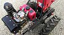 Мотоблок гибрид Булат WM 12ЕR (дизель воздушн. охлаждения, редуктор 12 л.с., электростартер), фото 7