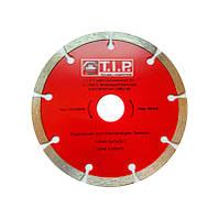Алмазный диск  T.I.P. 125х7х22 сегмент
