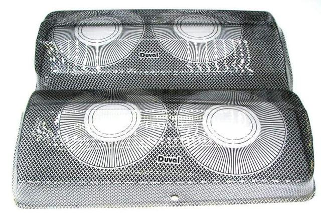 Защита заднего фонаря