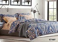 Полуторное постельное белье Вилюта 17107