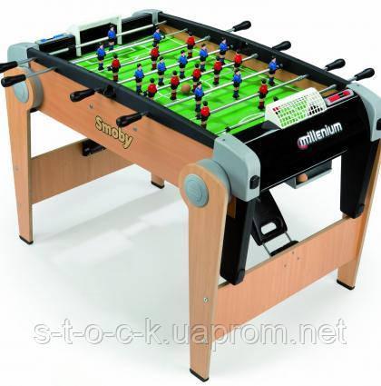 Складной футбольный стол Millenium Smoby 140024