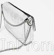 Сумка Zara Trf Silver, фото 2