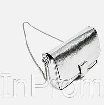 Сумка Zara Trf Silver, фото 3