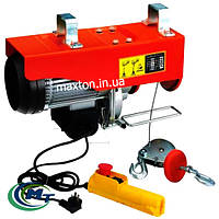 Электрическая лебёдка (тельфер) FPA- 500 кг (1020 Вт) Forte