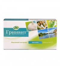 Масляний екстракт часнику - Грін-Віза, Україна