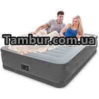 Надувная кровать INTEX двухспальная