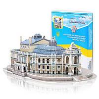 Пазл 3D M 5358 U/R (20шт) Одесский Оперний Театр, 76дет, в кор-ке 33-23,5см