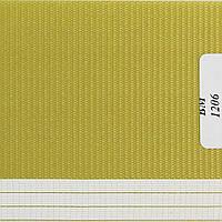 Рулонные шторы День Ночь Ткань Радуга ВМ-1206 Оливковый