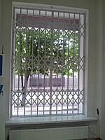 Раздвижные решетки двустворчатые, фото 1