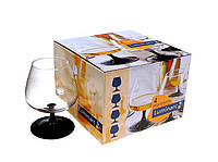 Набор бокалов для коньяка Luminarc Domino 410мл 4шт