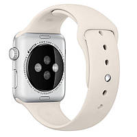 Ремешок Sport для Apple Watch 38/42mm, White